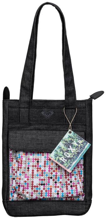 ROXY - Shopping-Bag Spots [black] - Packshot