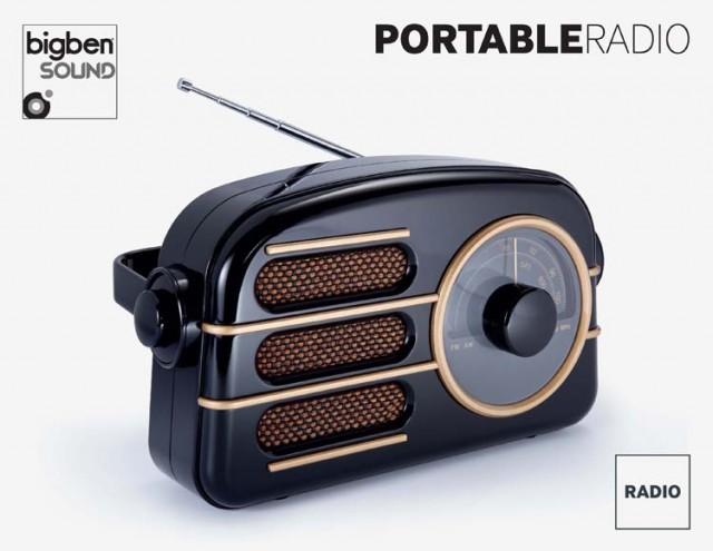 Transistor-Radio TR101 - Packshot