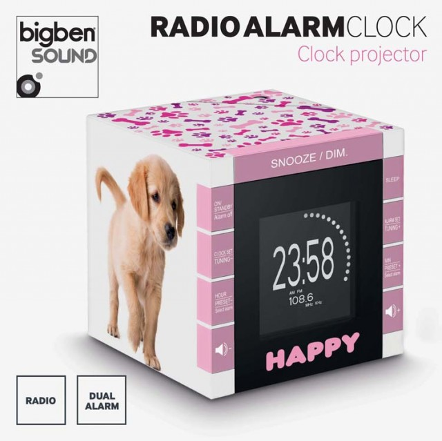 Radiowecker RR70 - Dogs II - Packshot