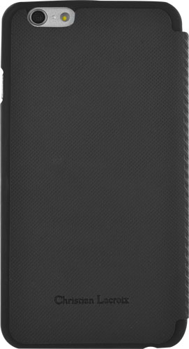 CHRISTIAN LACROIX – Folio case Suiting [black] – Bild #3