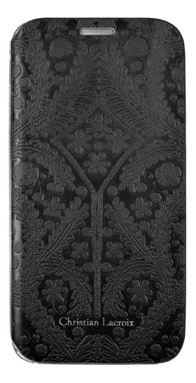 CHRISTIAN LACROIX - Folio case Paséo [black] - Packshot