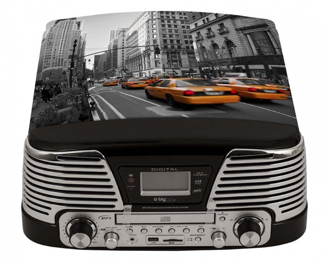 Plattenspieler TD79 II – New York – Bild #2