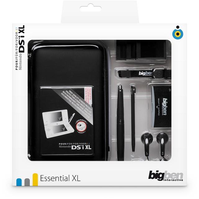 Pack - Essential XL [black] NDSi XL - Packshot