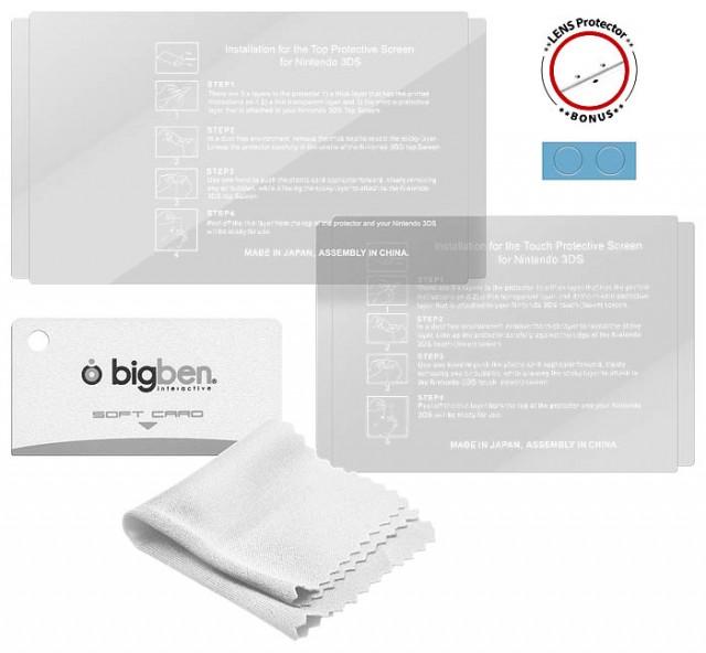 Dual Screen Protection Kit – Bild