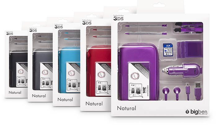 Pack - Natural - Packshot