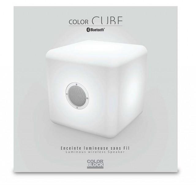 COLORBLOCK – Outdoor Speaker Color Cube – L - Packshot