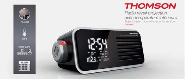 Thomson Radiowecker CP300T - Packshot
