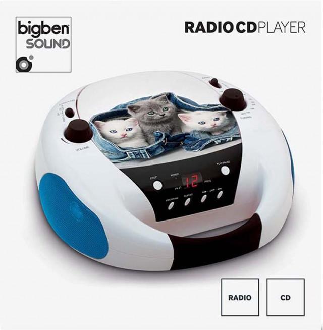 CD-Radio CD52 – Cats 2 - Packshot