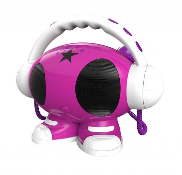 MP3 KARAOKE ROBOTER - Packshot