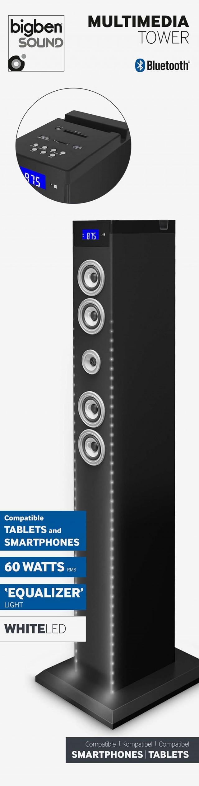 Sound Tower TW7EQ - Packshot