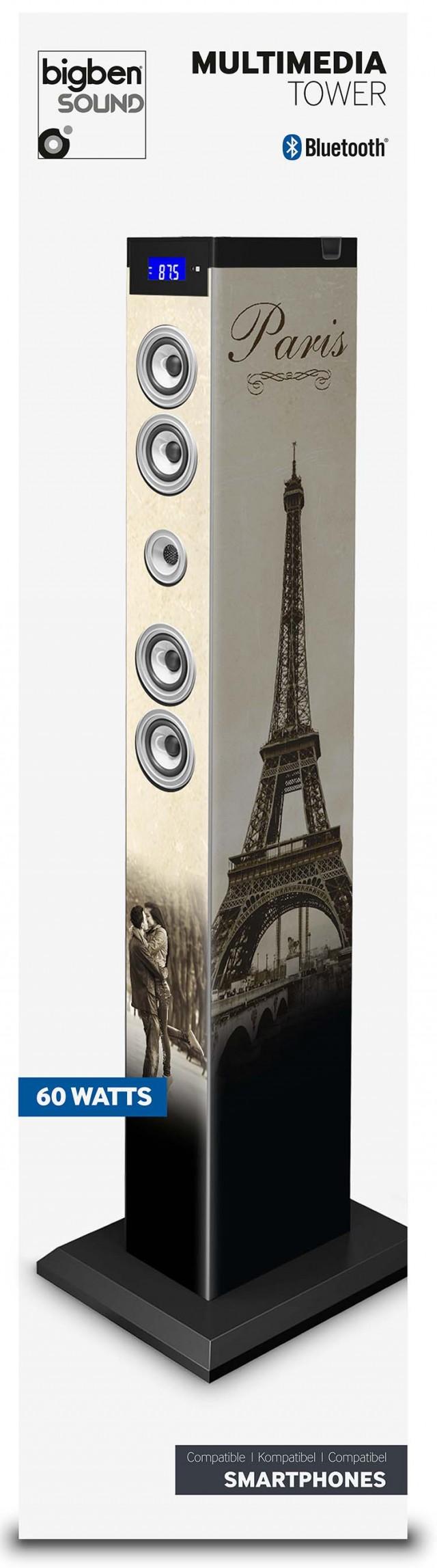 Sound Tower TW9 – Paris 2 - Packshot