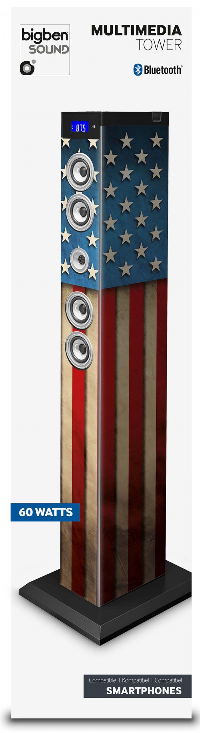 Sound Tower TW9 – USA - Packshot