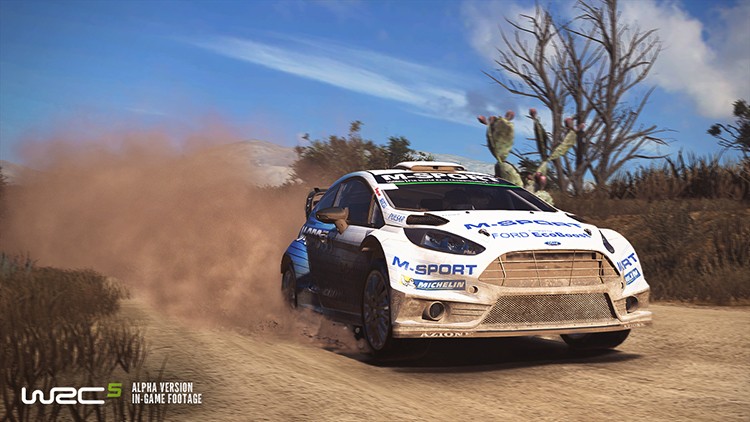 WRC 5 – Screenshot #6