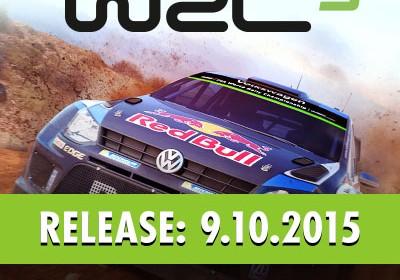 WRC5 Release 09-10.2015