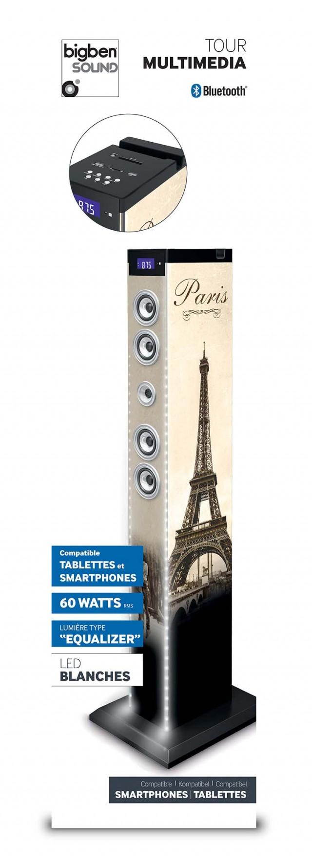 Sound Tower TW9EQ – Paris - Packshot