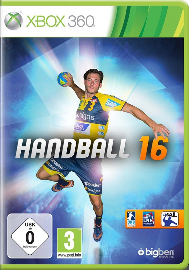 Handball 16 - Packshot