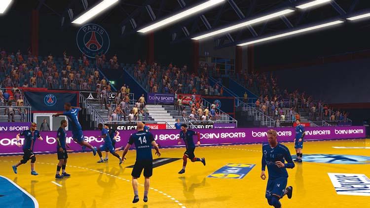 Handball 16 – Screenshot