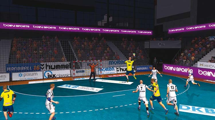 Handball 16 – Screenshot #3