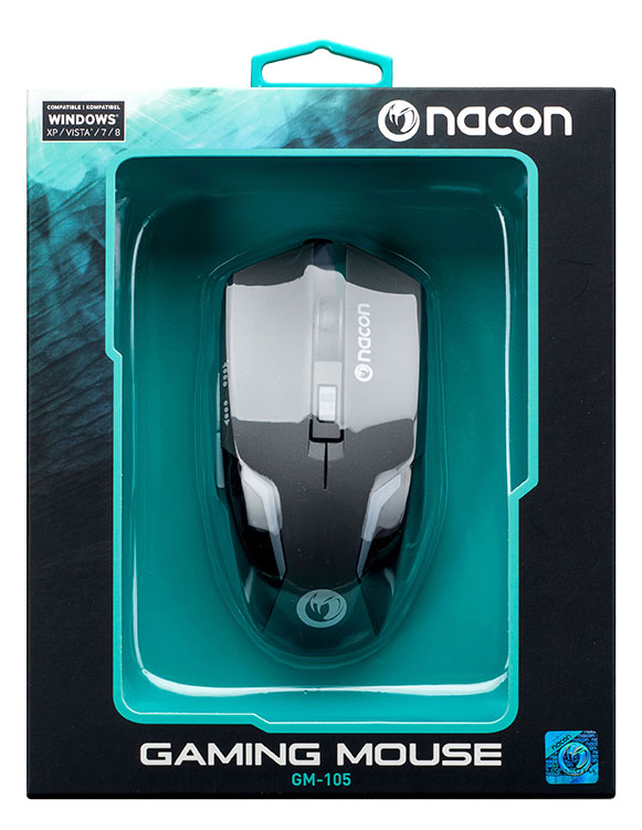 Optical Gaming Mouse GM-105 – Bild #6