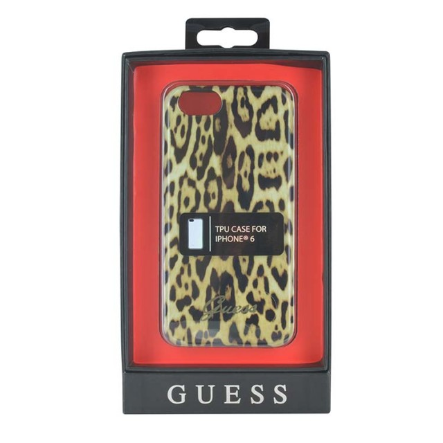 GUESS – Cover Leopard - Packshot