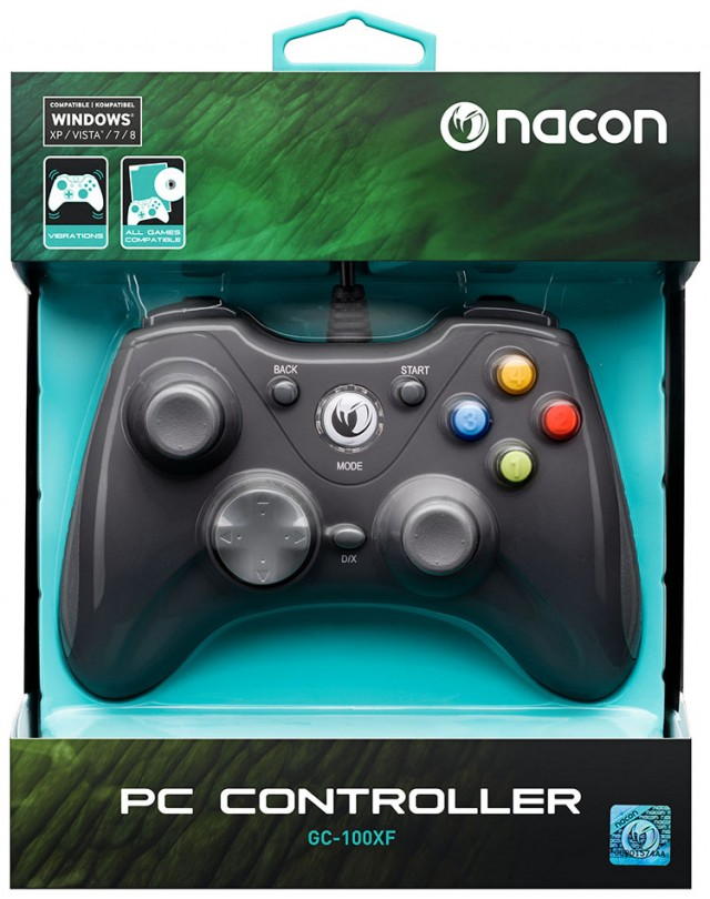 PC-Controller GC-100XF - Packshot