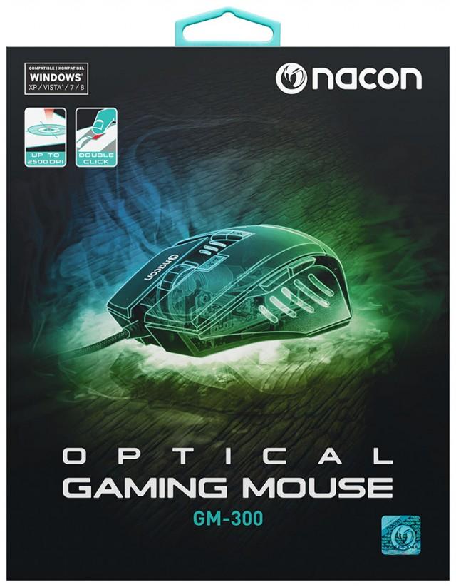 Gaming-Maus GM-300 - Packshot
