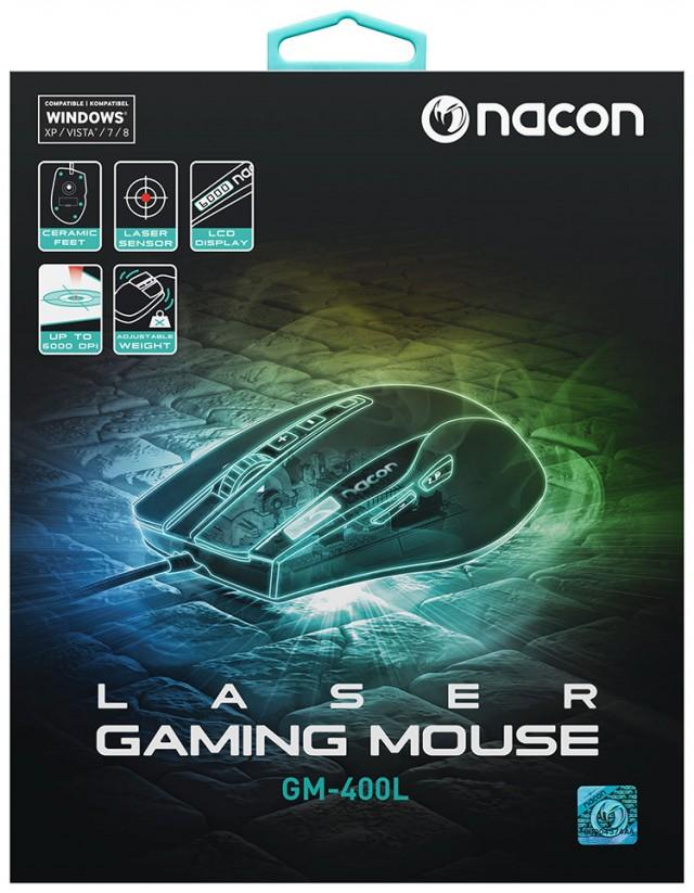 Gaming-Maus GM-400L - Packshot