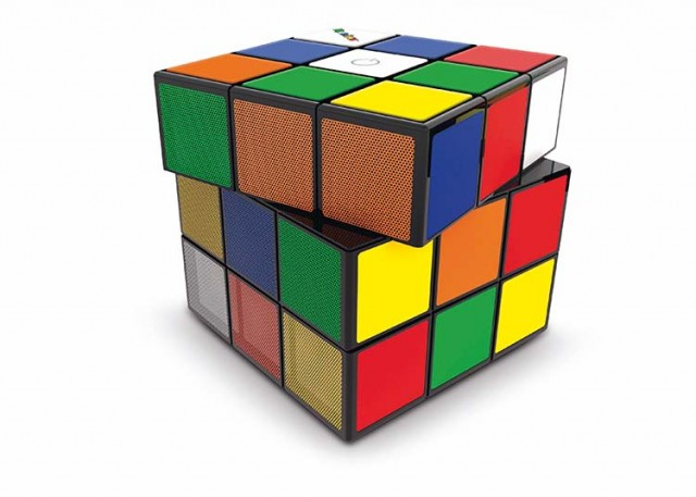 Bluetooth-Lautsprecher BT10 – Rubiks Cube – Bild #1