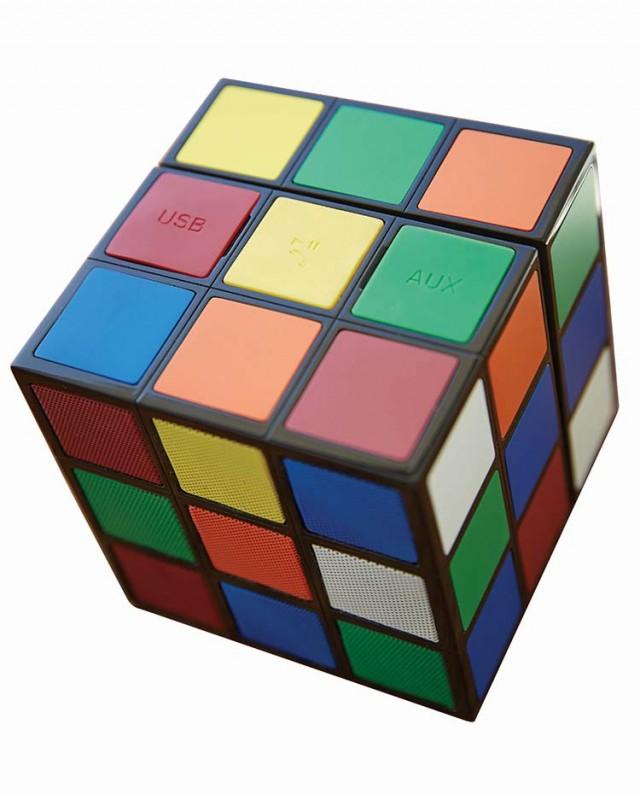 Bluetooth-Lautsprecher BT10 – Rubiks Cube – Bild #2