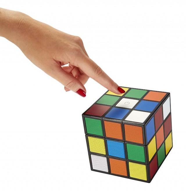 Bluetooth-Lautsprecher BT10 – Rubiks Cube – Bild #3