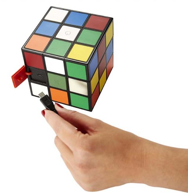 Bluetooth-Lautsprecher BT10 – Rubiks Cube – Bild #4