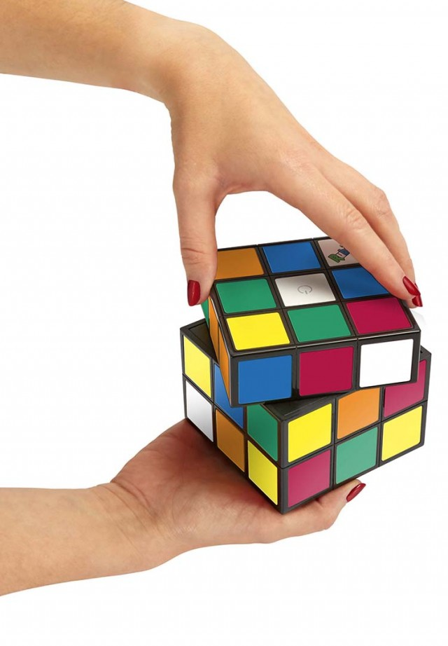 Bluetooth-Lautsprecher BT10 – Rubiks Cube – Bild #6