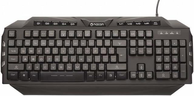 PC-Gaming Keyboard CL-200DE – Bild