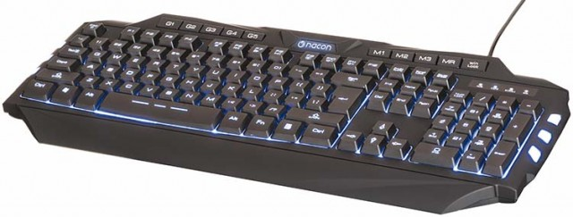 PC-Gaming Keyboard CL-200DE – Bild #1