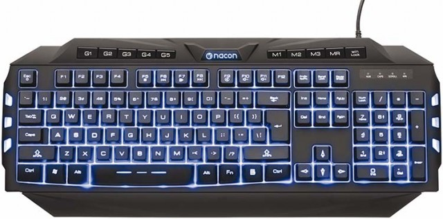 PC-Gaming Keyboard CL-200DE – Bild #2