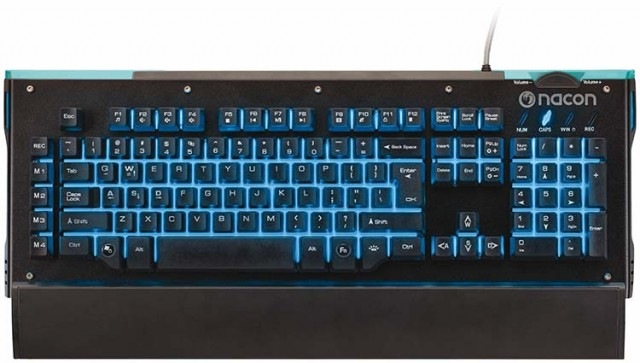 PC-Gaming Keyboard CL-510DE – Bild #1