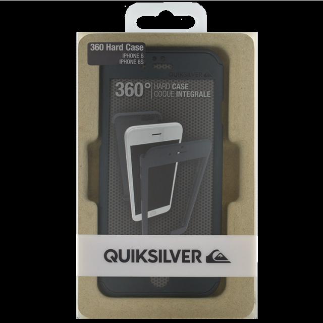 """QUIKSILVER – Cover Technik """"360"""" - Packshot"""