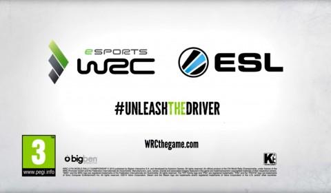 WRC5-esports