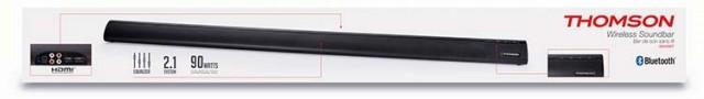 Thomson Soundbar SB400BT - Packshot