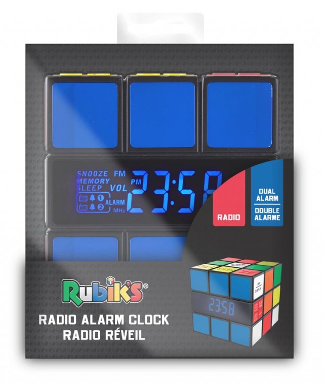 Radiowecker RR80 Rubik's – Packshot