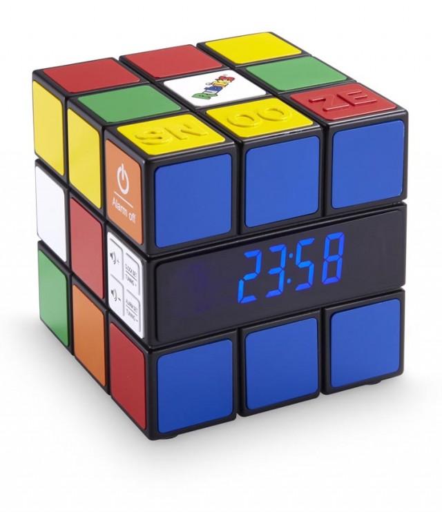 Radiowecker RR80 Rubik's – Bild