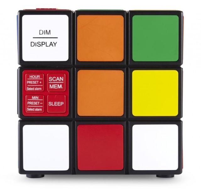 Radiowecker RR80 Rubik's – Bild #1
