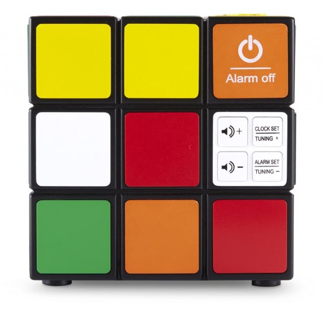 Radiowecker RR80 Rubik's – Bild #2