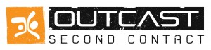 OUTCAST_Second-Contact_LogoBlack