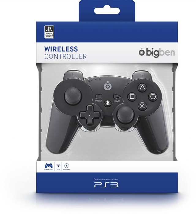 Wireless Controller - Packshot
