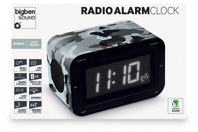 Radiowecker RR30 – Camouflage - Packshot