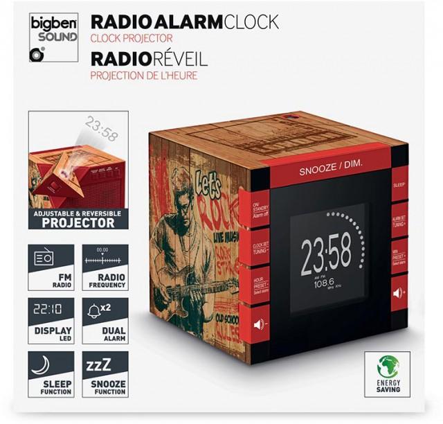 Radiowecker RR70 – Rockwood – Packshot