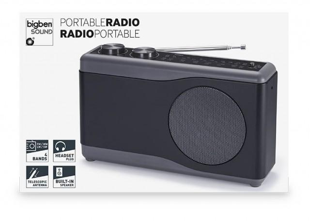 Kompaktradio TR23 - Packshot