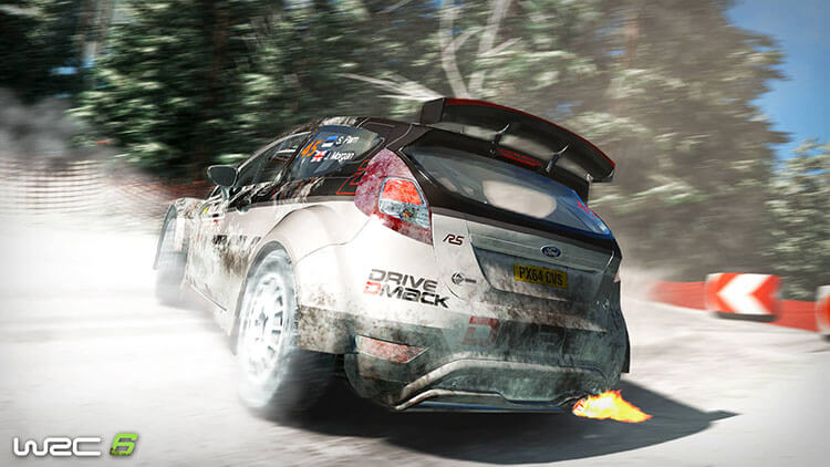 WRC 6 – Screenshot