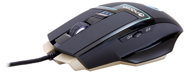 PC Laser Gaming Mouse GM-350L – Bild #3